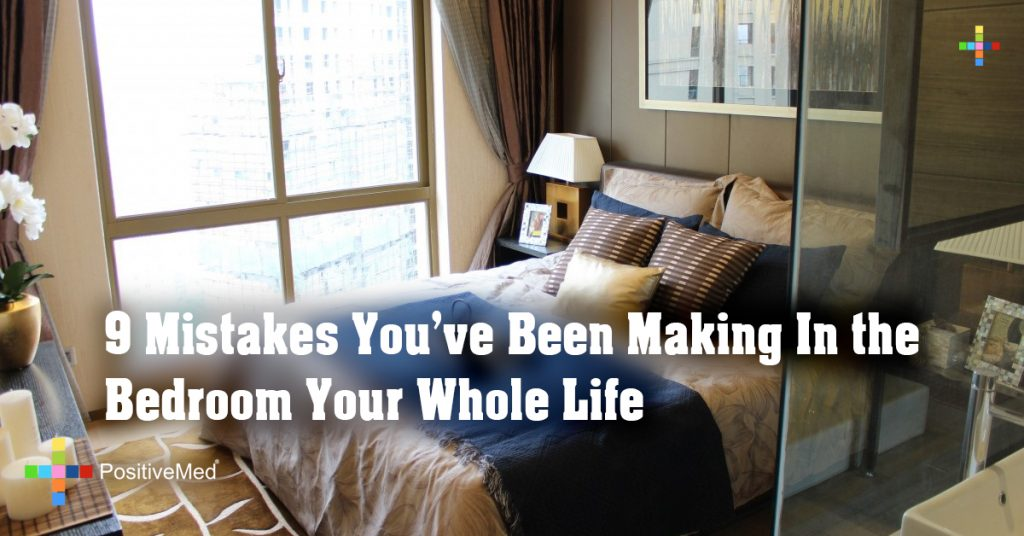 9 Mistakes You've Been Making In the Bedroom Your Whole Life