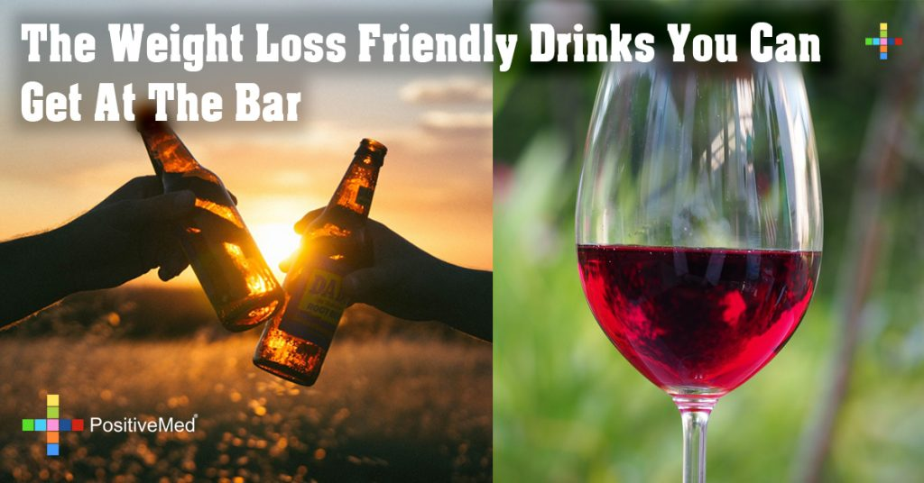 The Weight Loss Friendly Drinks You Can Get At The Bar