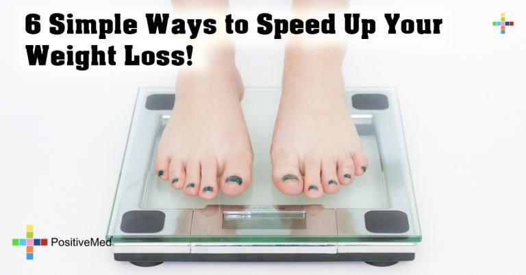 6 Simple Ways to Speed Up Your Weight Loss!