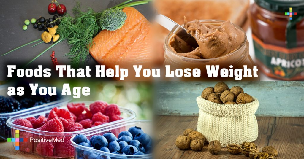 Foods That Help You Lose Weight as You Age