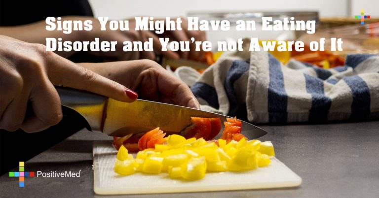 Signs You Might Have an Eating Disorder and You're not Aware of It