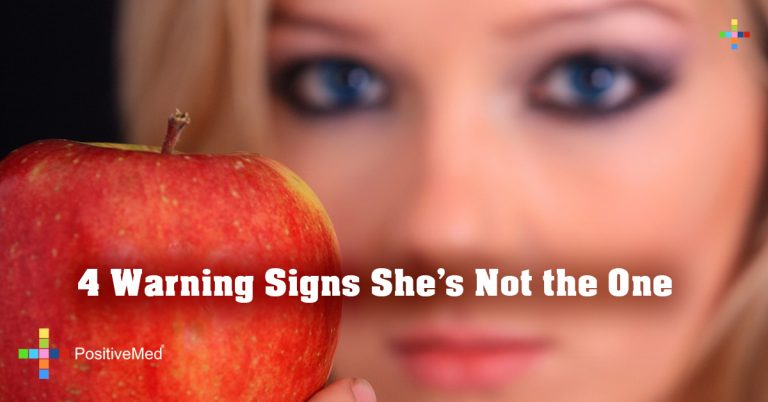 4 Warning Signs She's Not the One