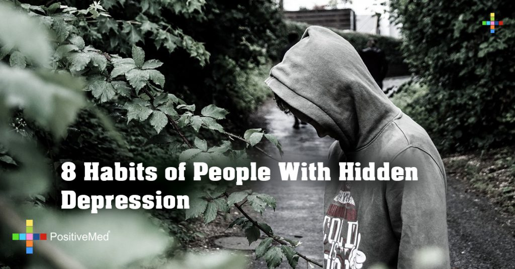 8 Habits of People With Hidden Depression