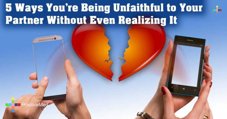 5 Ways You're Being Unfaithful to Your Partner Without Even Realizing It