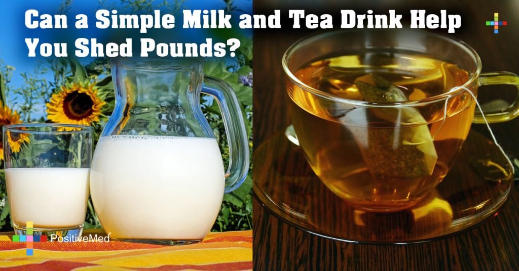 Can a Simple Milk and Tea Drink Help You Shed Pounds?