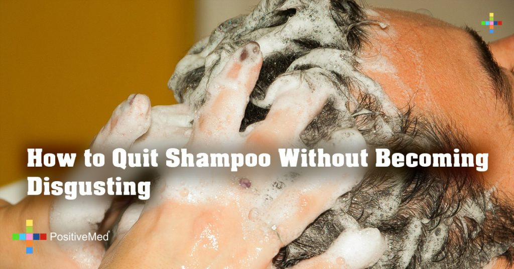 How to Quit Shampoo Without Becoming Disgusting