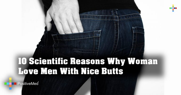 10 Scientific Reasons Why Woman Love Men With Nice Butts