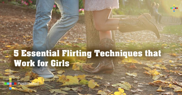 5 Essential Flirting Techniques that Work for Girls