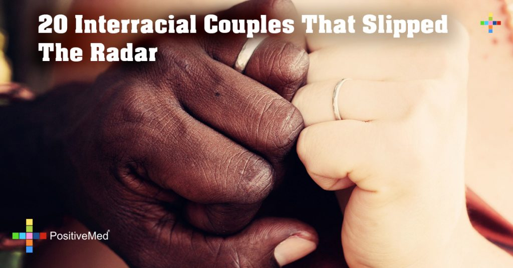 20 Interracial Couples That Slipped The Radar