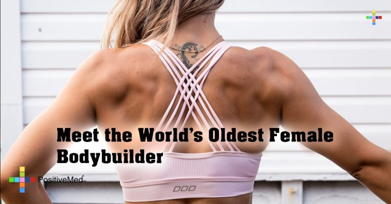 Meet the World's Oldest Female Bodybuilder