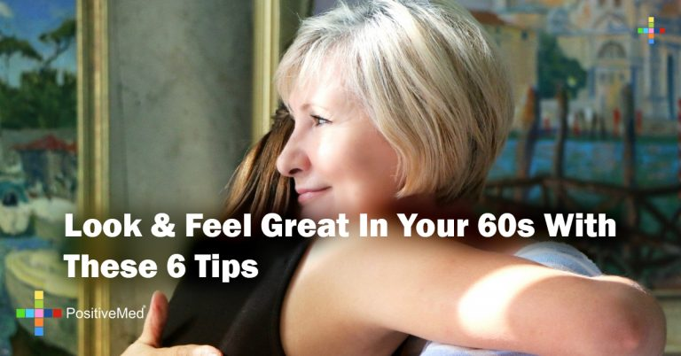 Look & Feel Great In Your 60s With These 6 Tips
