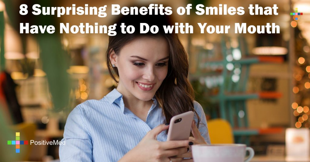 8 Surprising Benefits of Smiles that Have Nothing to Do with Your Mouth