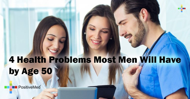 4 Health Problems Most Men Will Have by Age 50