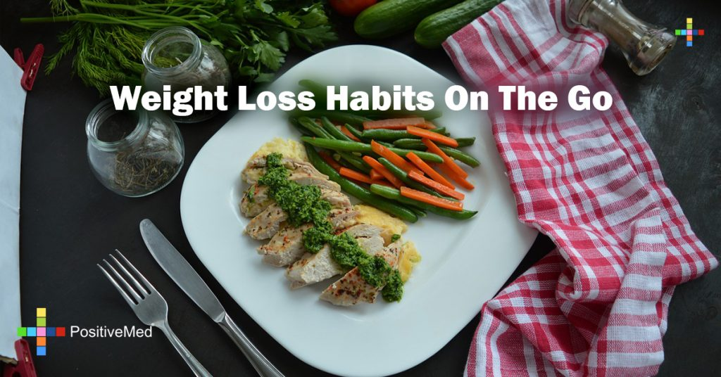 Weight Loss Habits On The Go