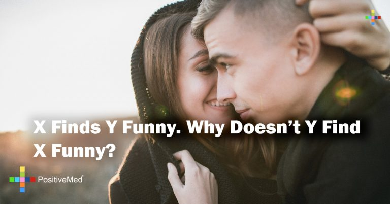 X Finds Y Funny. Why Doesn't Y Find X Funny?