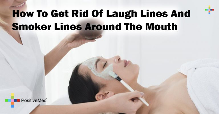 How To Get Rid Of Laugh Lines And Smoker Lines Around The Mouth