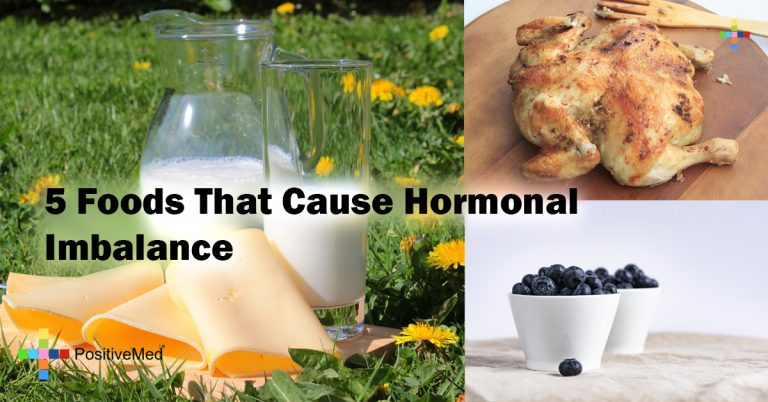 5 Foods That Cause Hormonal Imbalance