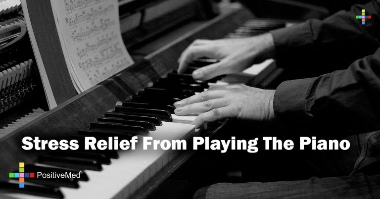 Stress Relief From Playing The Piano
