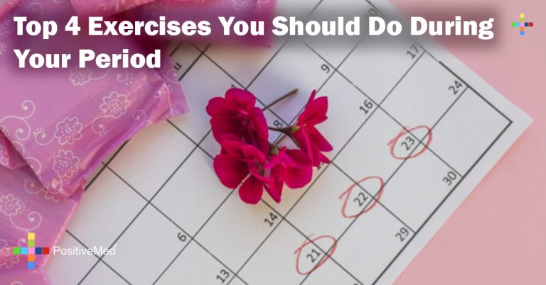 Top 4 Exercises You Should Do During Your Period