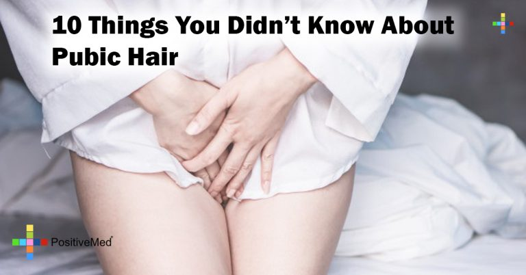 10 Things You Didn't Know About Pubic Hair