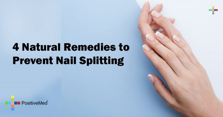 4 Natural Remedies to Prevent Nail Splitting
