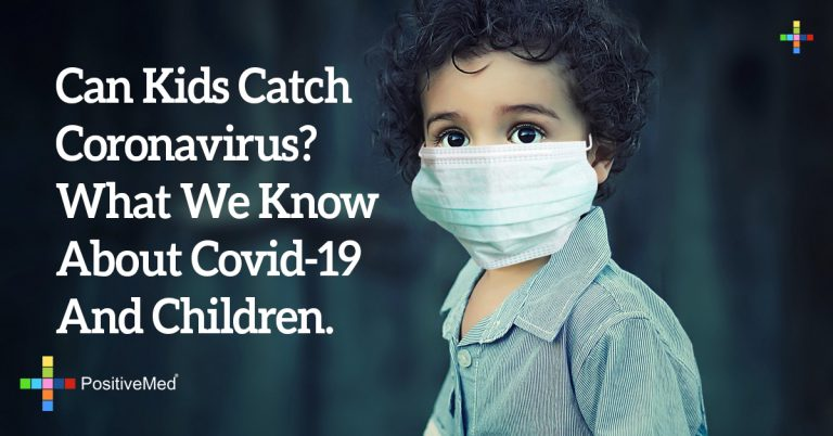 Can Kids Catch Coronavirus? What Do We Know About Children And Coronavirus?