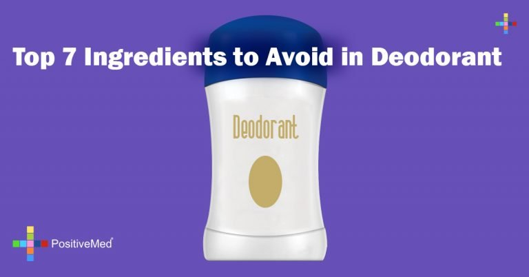 Top 7 Ingredients to Avoid in Deodorant