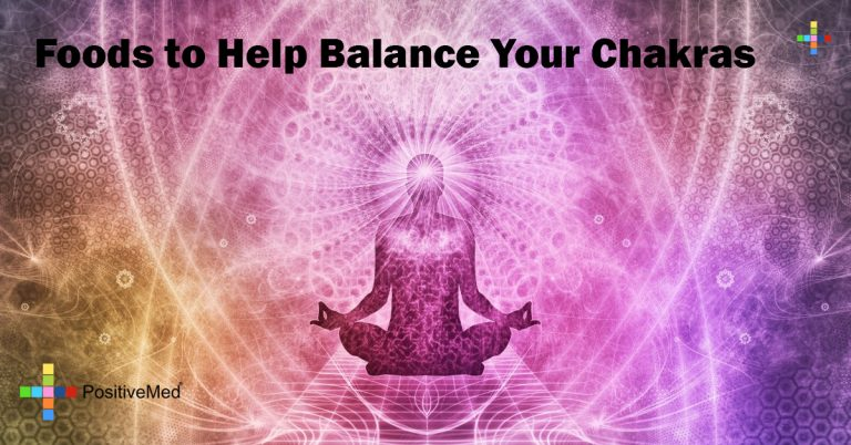 Foods to Help Balance Your Chakras