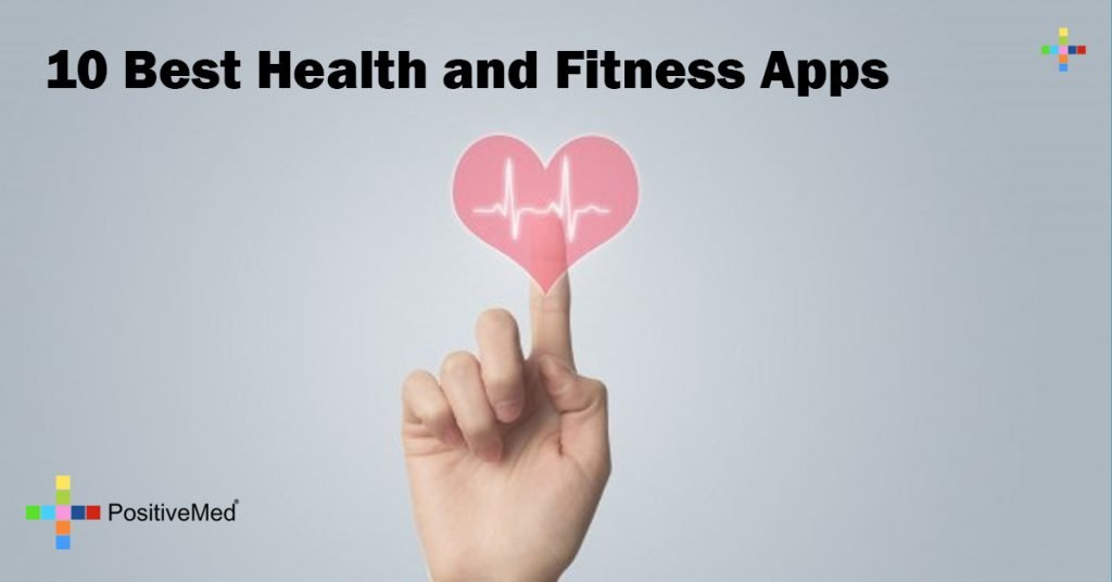 10 Best Health and Fitness Apps