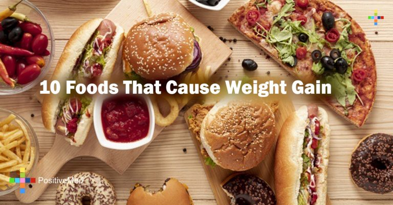 10 Foods That Cause Weight Gain