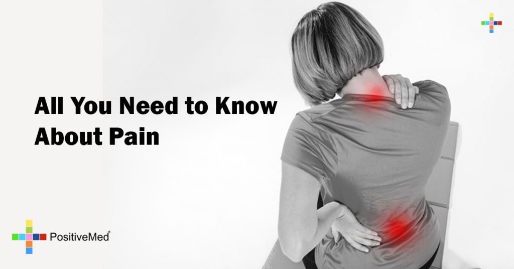 All You Need to Know About Pain