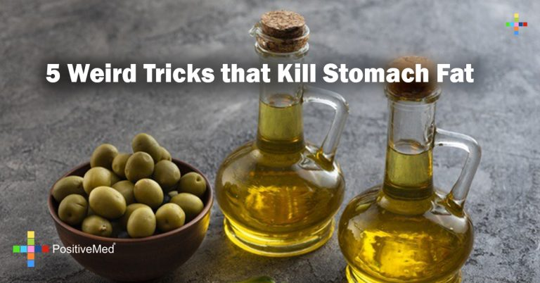 5 Weird Tricks that Kill Stomach Fat