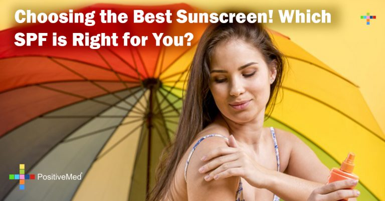 Choosing the Best Sunscreen!  Which SPF is Right for You?