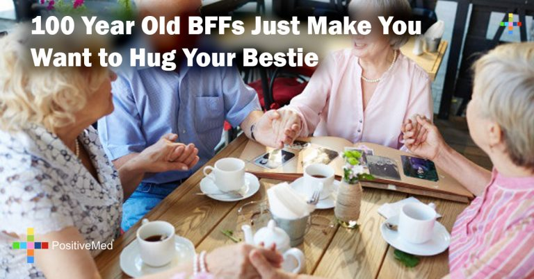 100 Year Old BFFs Just Make You Want to Hug Your Bestie