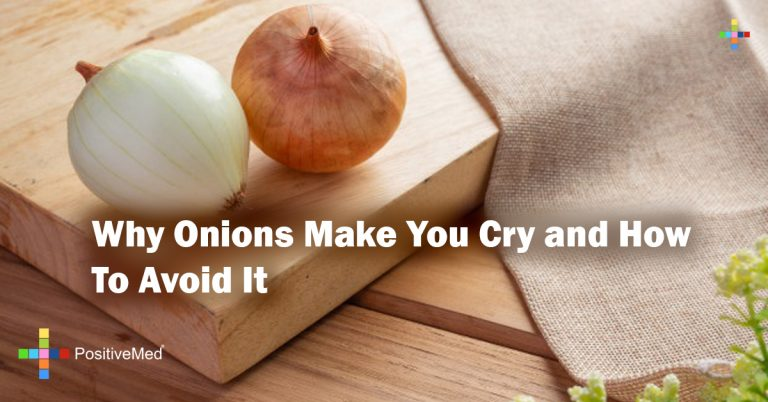 Why Onions Make You Cry and How To Avoid It