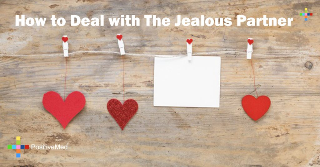 How to Deal with The Jealous Partner