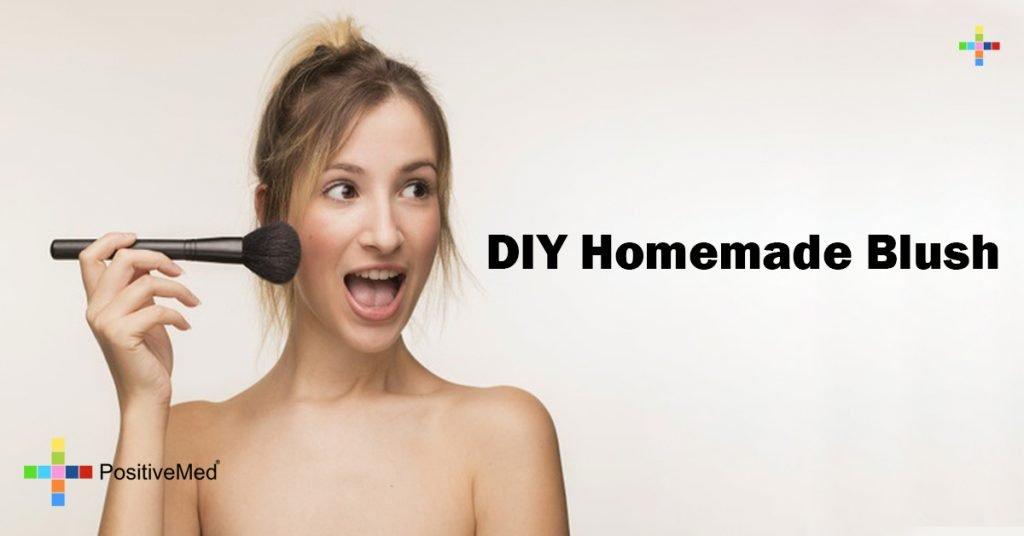 DIY Homemade Blush