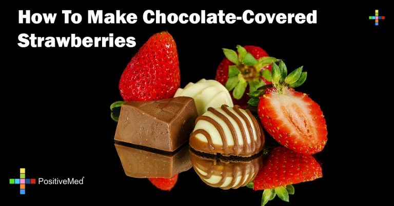 How To Make Chocolate-Covered Strawberries