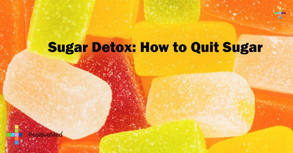 Sugar Detox: How to Quit Sugar