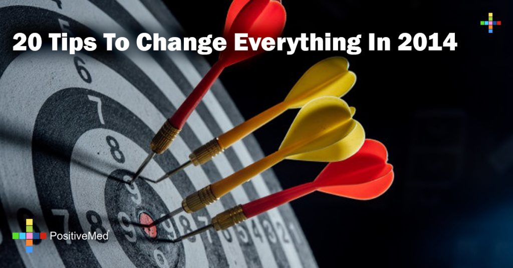 20 Tips To Change Everything In 2014