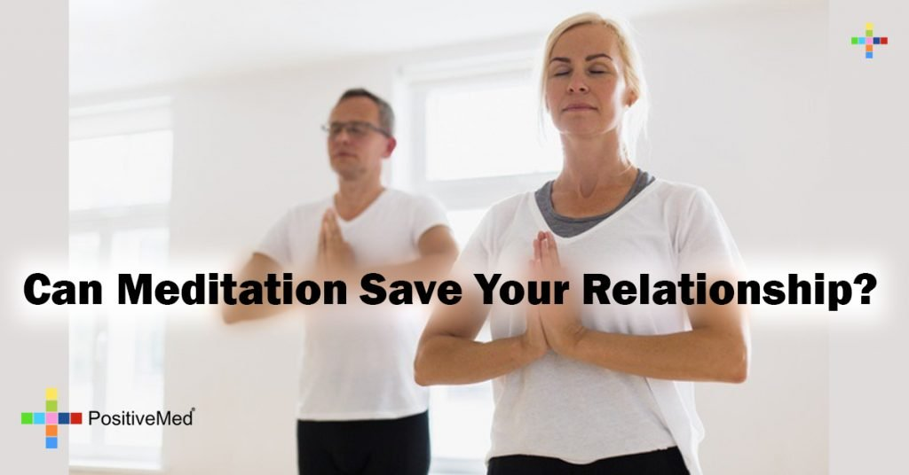 Can Meditation Save Your Relationship?