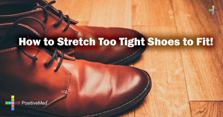 How to Stretch Too Tight Shoes to Fit!