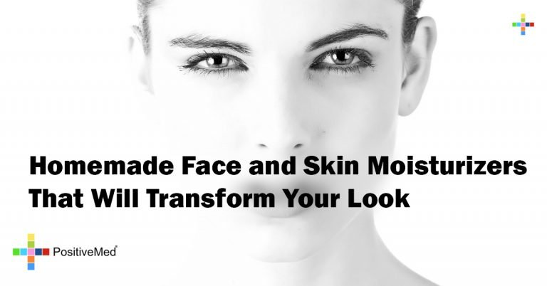 Homemade Face and Skin Moisturizers That Will Transform Your Look