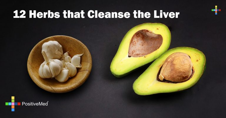 12 Herbs that Cleanse the Liver