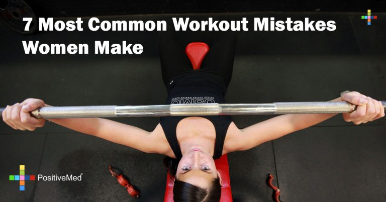 7 Most Common Workout Mistakes Women Make