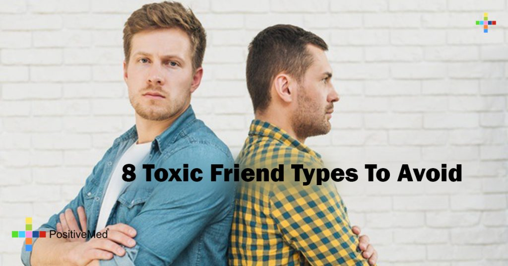 8 Toxic Friend Types To Avoid