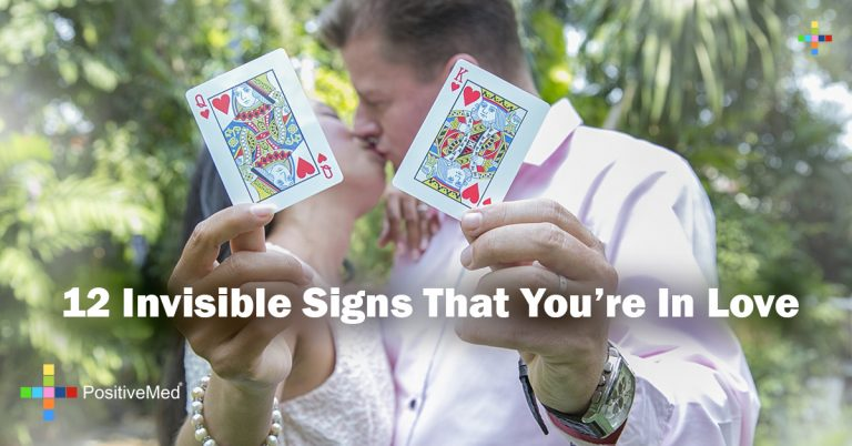 12 Invisible Signs That You're In Love