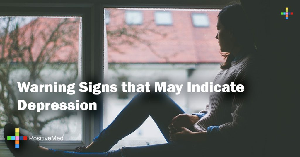 Warning Signs that May Indicate Depression