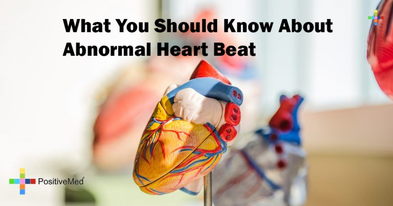 What You Should Know About Abnormal Heart Beat
