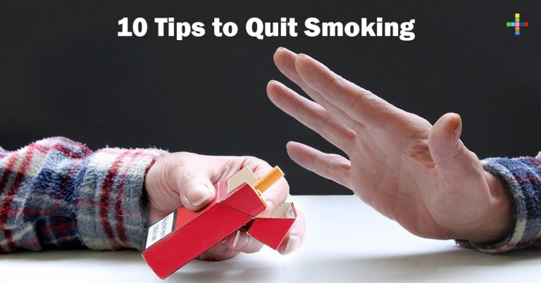 10 Tips to Quit Smoking